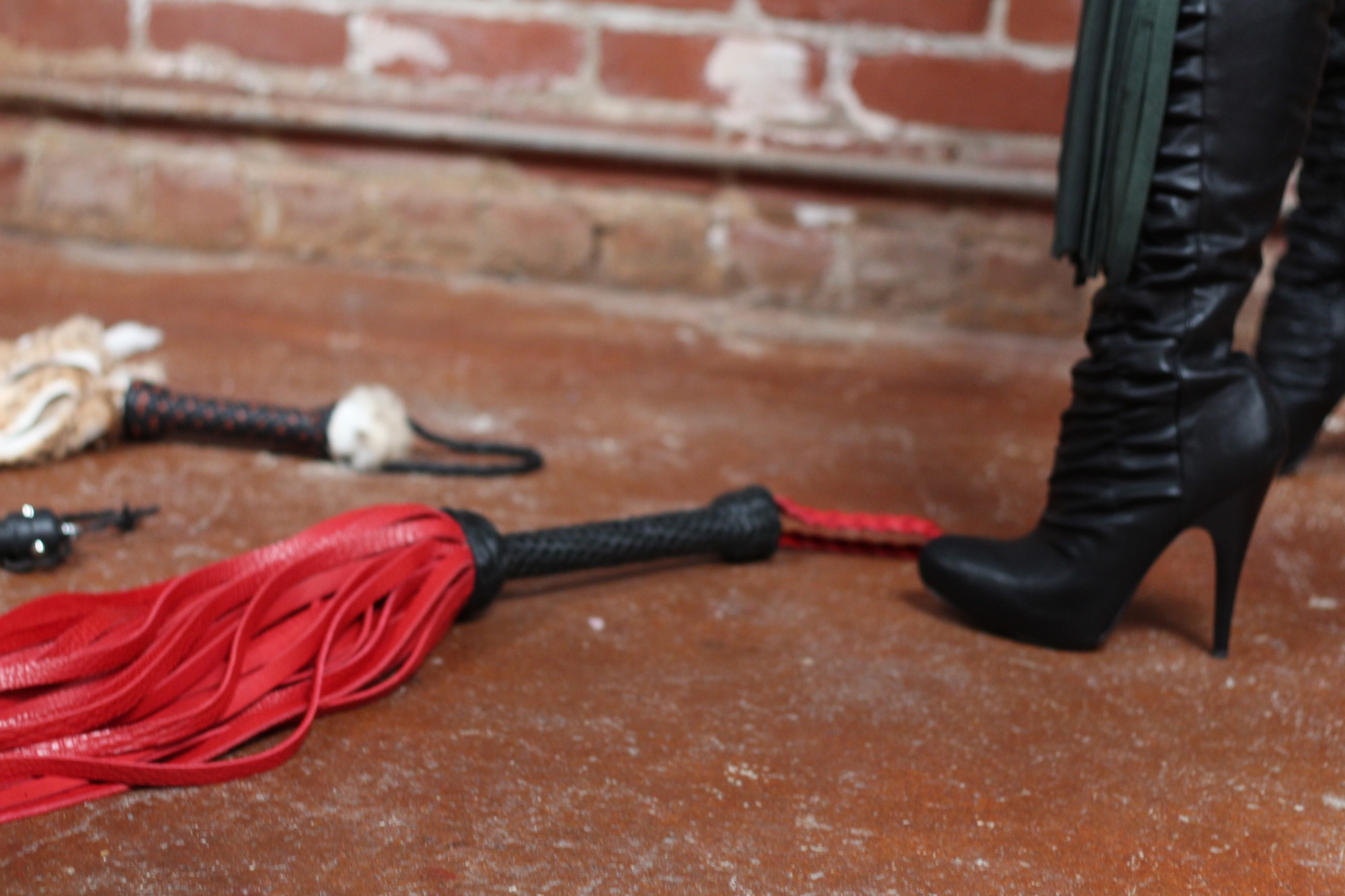 boots and floggers